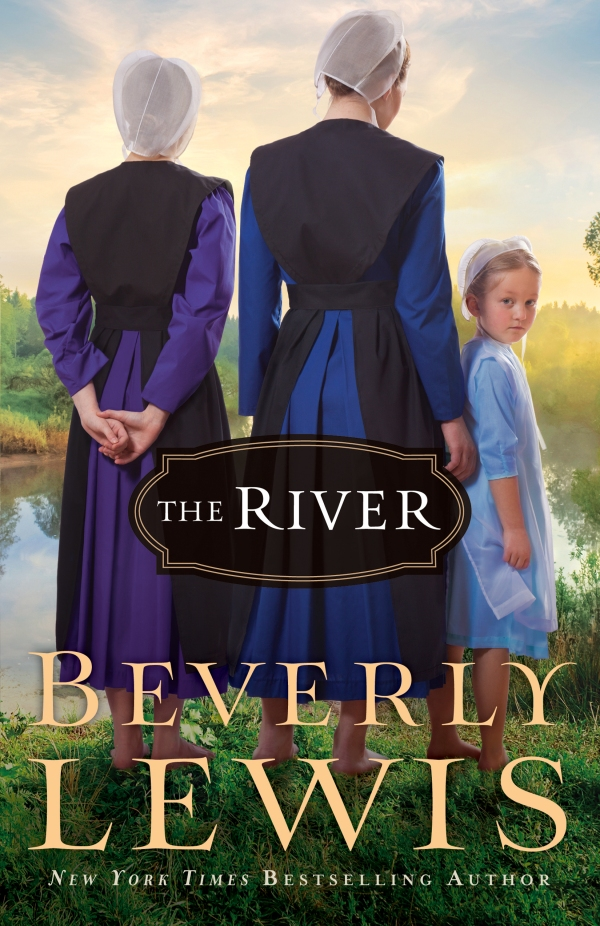 The River by Beverly Lewis, reviewed by thepajamachef.com