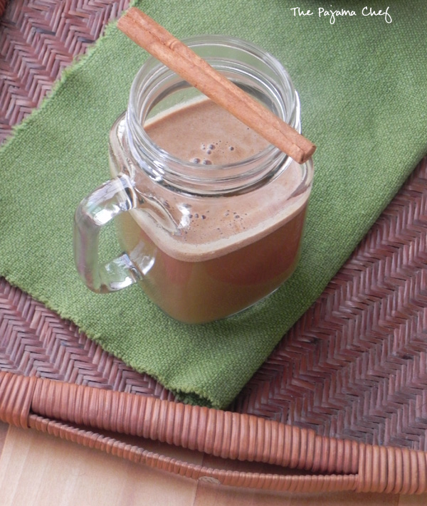 Chaider: A Fall Treat with Apple Cider and Chai | thepajamachef.com