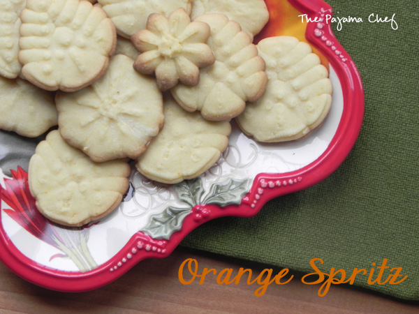 Orange Spritz | thepajamachef.com