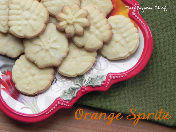 Orange Spritz | thepajamachef.com