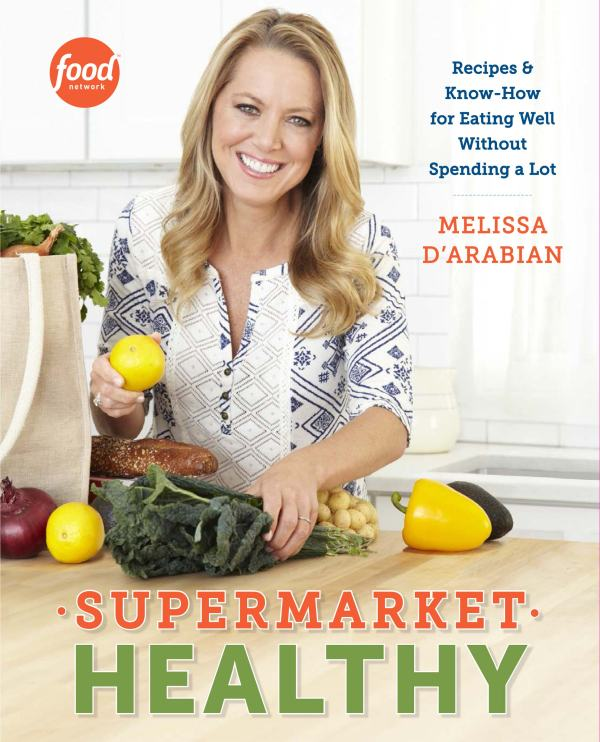 Supermarket Healthy: a cookbook review on thepajamachef.com