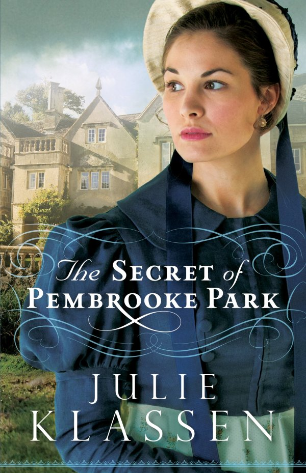 The Secret of Pembrooke Park, by Julie Klassen – A Review on thepajamachef.com
