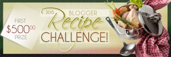 2015 Blogger Recipe Challenge for Healthy Solution Spice Blends | thepajamachef.com