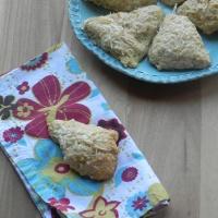 Mystery Dish: Pineapple Scones