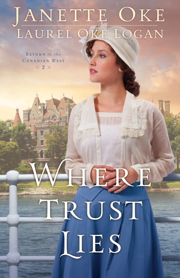 Where Trust Lies | a #bookreview on thepajamachef.com #reading