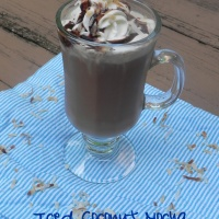 SRC: Iced Coconut Mocha