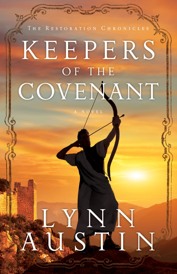 Keepers of the Covenant by Lynn Austin | a book review on thepajamachef.com #reading