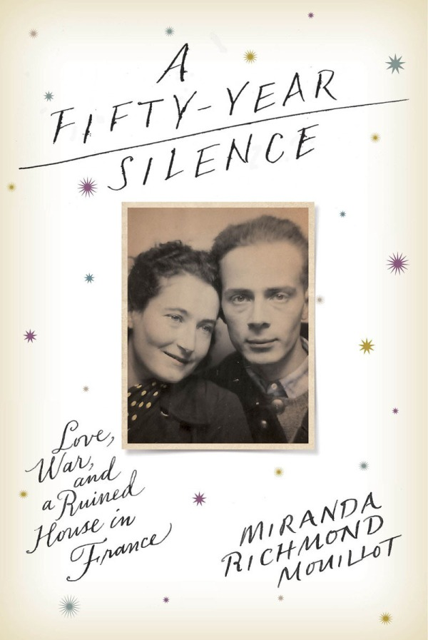 A Fifty-Year Silence... a book review on thepajamachef.com