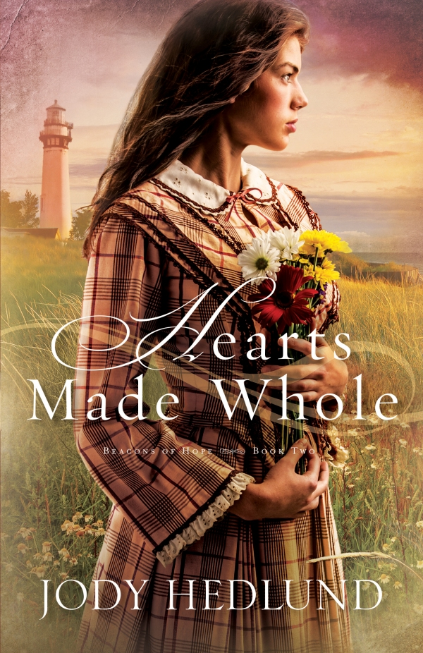 Hearts Made Whole by Jody Hedlund - a book review on thepajamachef.com #reading