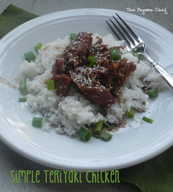 A recipe for simple teriyaki crockpot chicken and a review of #CareToFarm15 - read on to learn more about our food industry!