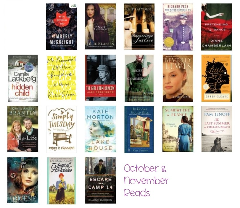 What I'm Into (October & November 2015) | thepajamachef.com