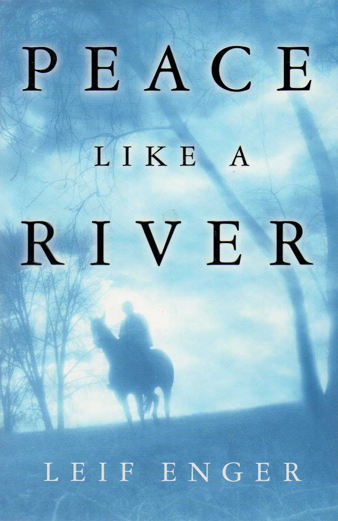 Peace Like a River #bookclubcookbookCC