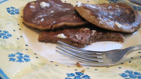 Sarah - Gingerbread Pancakes