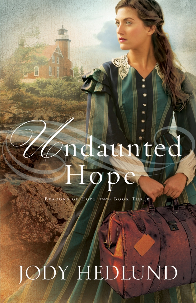 Undaunted Hope by Jody Hedlund - a #BookReview on thepajamachef.com