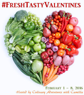 #FreshTastyValentines Wrap Up