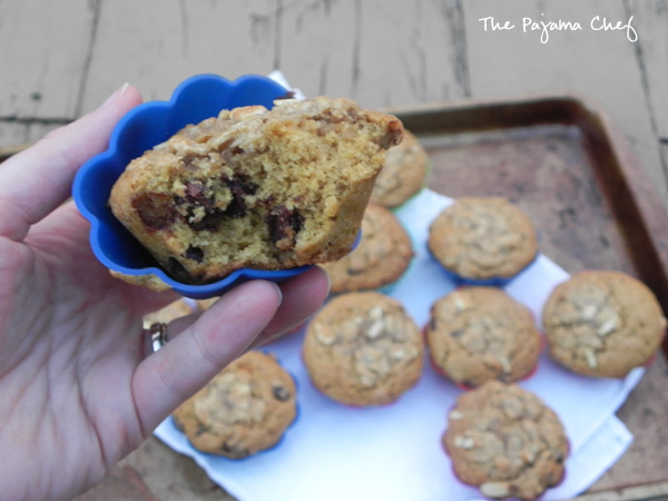 Coffee Chocolate Chip Streusel Muffins #bookclubcookbookCC - these chocolate & coffee filled muffins are SUCH a treat!