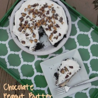 Chocolate Peanut Butter Oreo Dream