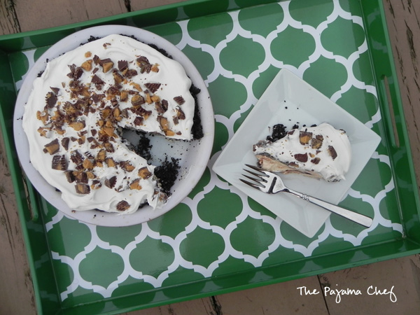 Like chocolate? Peanut butter? Oreos? Cool whip? Who doesn't?!? This Chocolate Peanut Butter Oreo Dream is a celebration of all things delicious! Better gather some friends to share, because this is one dessert you won't be able to eat all on your own. :)