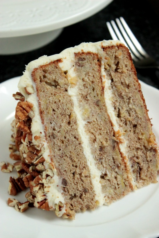 Hummingbird Cake - Big Bear's Wife
