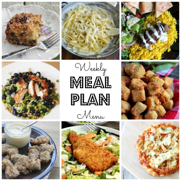 Lots of great meals for the week ahead on thepajamachef.com!