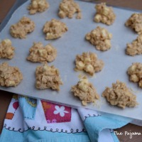 Avalanche Cookies #bookclubcookbookCC