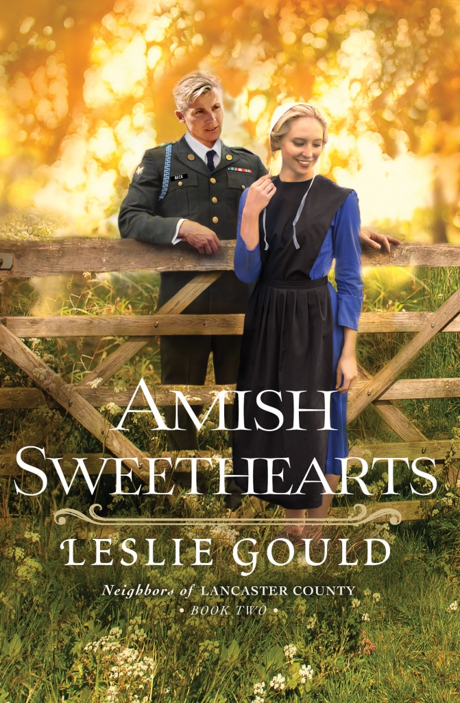 Amish Sweethearts - a book review on thepajamachef.com