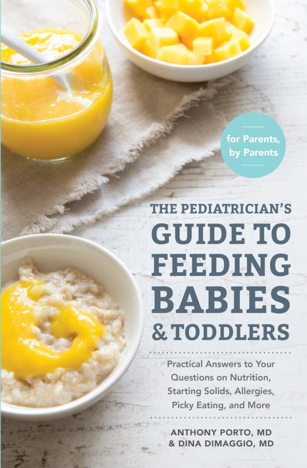 A book review about a topic that is recently near & dear to my heart... how to feed my baby!