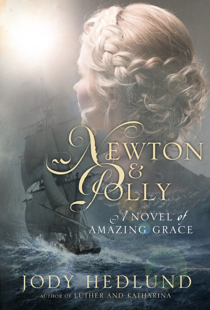 Newton and Polly... a book review of Jody Hedlund's epic book!