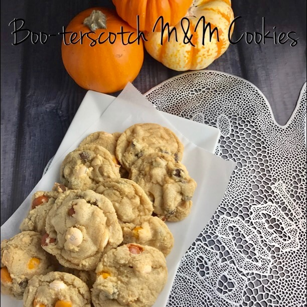 October recipes for Halloween
