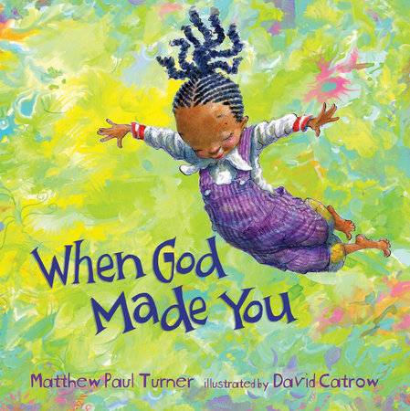 When God Made You - a book review on thepajamachef.com #bloggingforbooks #bookreview