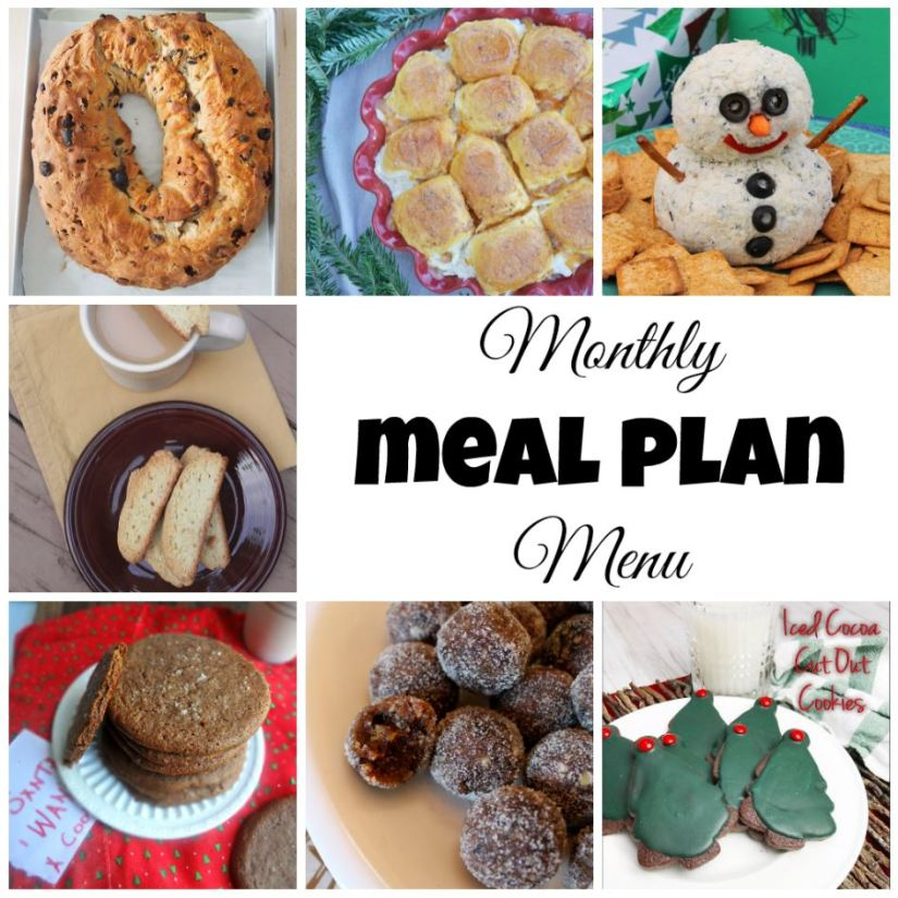 Christmas Recipe Round-Up
