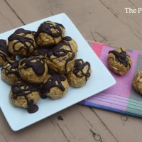Peanut Butter Protein Poppers