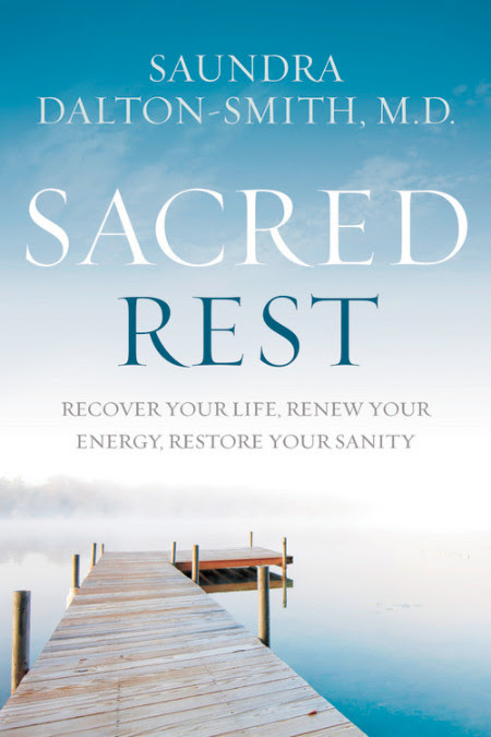 Tired? Dr. Saundra Dalton-Smith can relate. Read on to learn more about Sacred Rest.