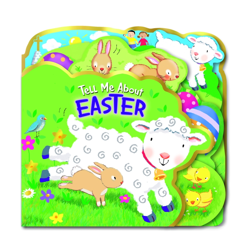 Looking for a simple, fun way to introduce Easter to your toddler? This is a great pick! #Easter #bookreview