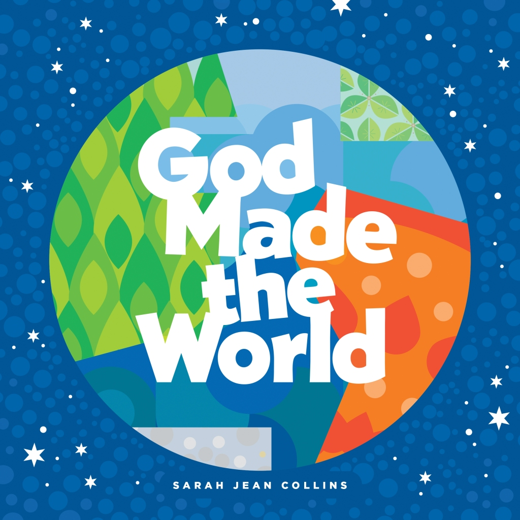 Looking to share the story of Creation with your little ones? This sweet board book, God Made the World, is the perfect way to do that!