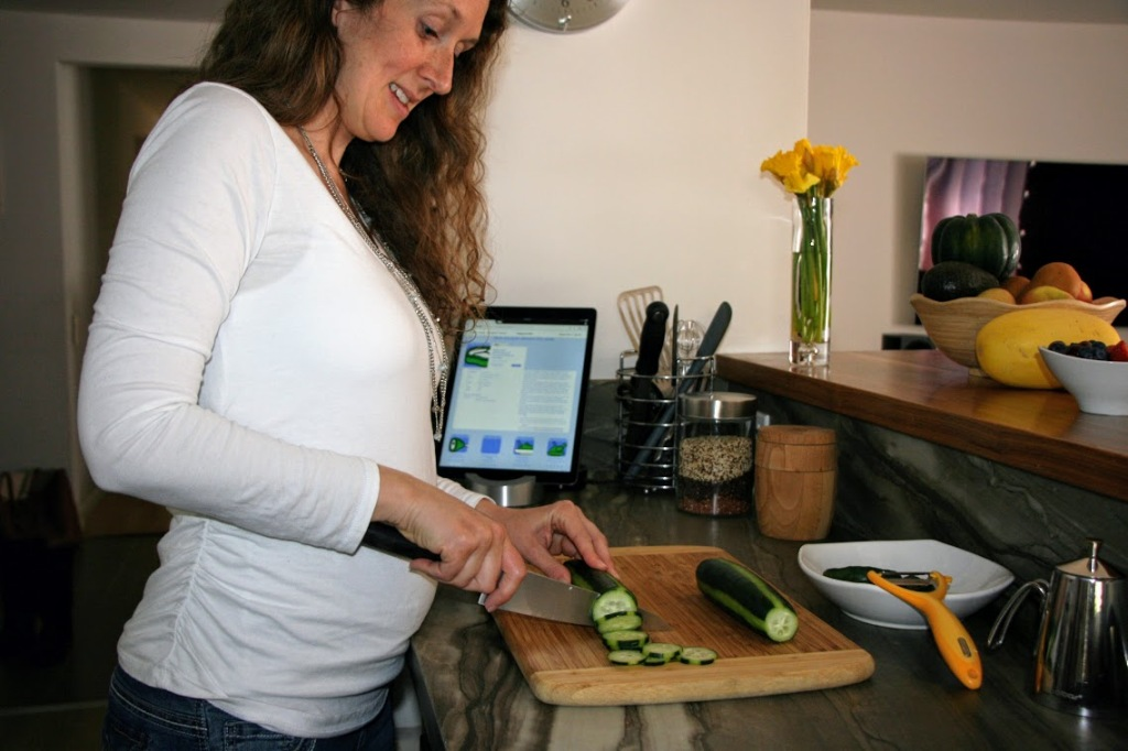 How I Eat, Shannon: Eating Well in Pregnancy and Beyond