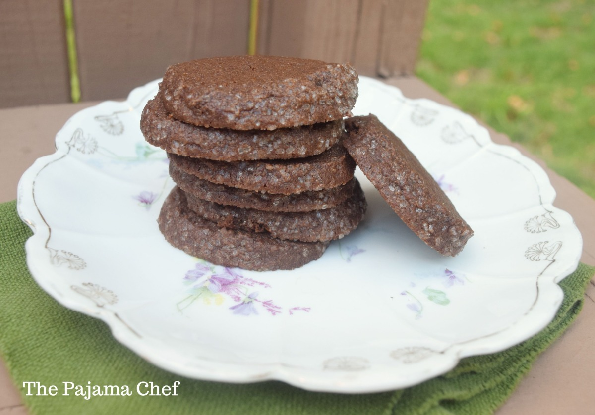 Welcome to #Choctoberfest with Imperial Sugar: Chocolate Orange-Cardamom Cookies